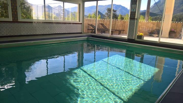 La Blanquetière - Large house - heated indoor pool
