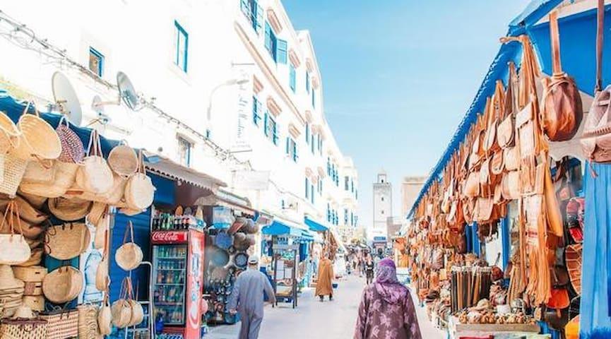 Bonne Séjour a Essaouira