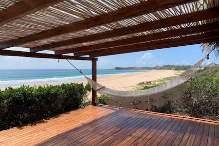 Sea View Cottage in Tofo at Spinosa Guest House
