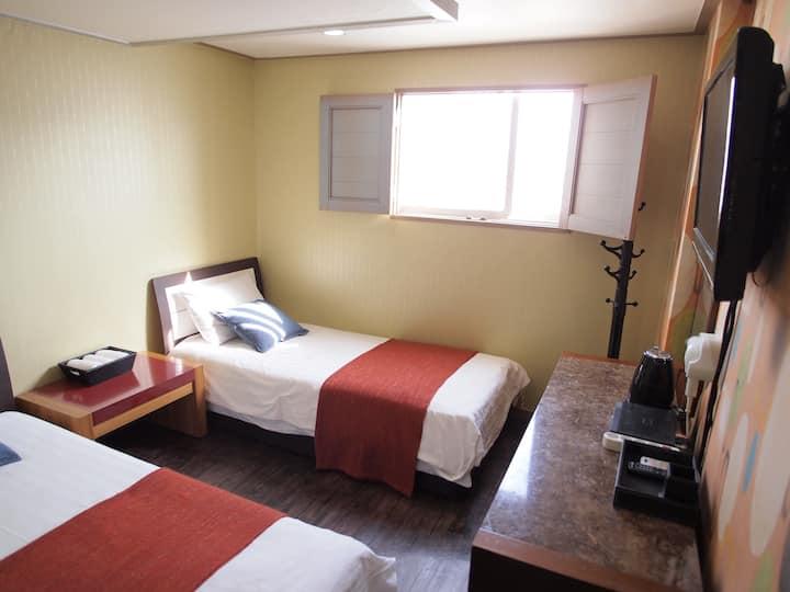 Hostel J Stay - Twin room2