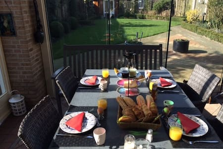 B&B 't Dobbelsteen Liempde - Liempde - Bed & Breakfast - 0