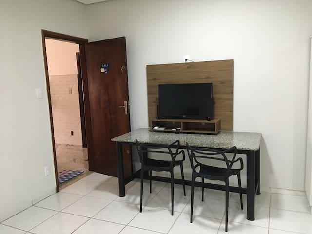 Studio área central de Campo Grande