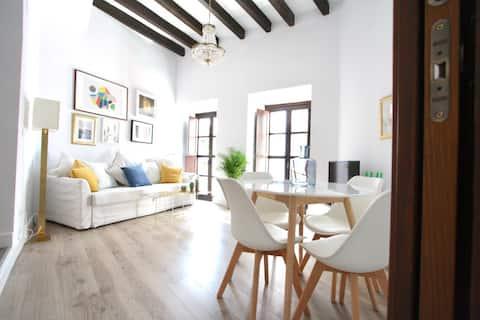 New Apartment in downtown, San Fernando Street