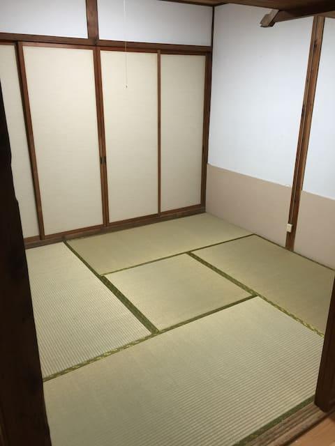 Wi-Fi ありますこのお部屋は2名様 名古屋駅から40分で蒲郡   竹島水族館  竹島