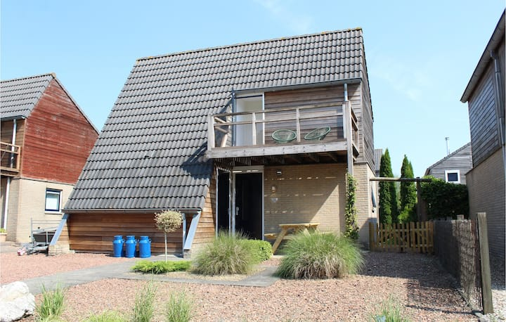 Beautiful home in Grou with WiFi and 2 Bedrooms