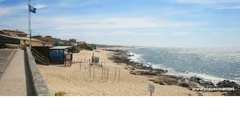 Mar, Tranquilidade e Alegria - Vila Chã - Appartement