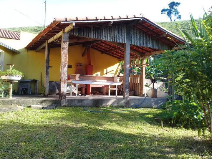 Casa na  Serra da Mutuca em Amparo, RJ