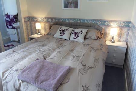 Tigh na Lochan.Bedroom 3. - Bunessan - Bed & Breakfast