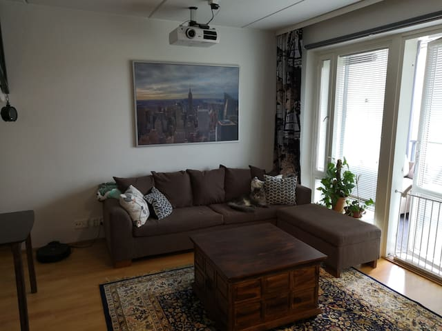 Cosy shared apartment