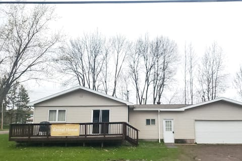 Lake Gogebic Motel Rental House 1