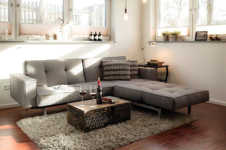 Traumhafte Ferienwohnung in Diessen - Dießen am Ammersee - Apartamento
