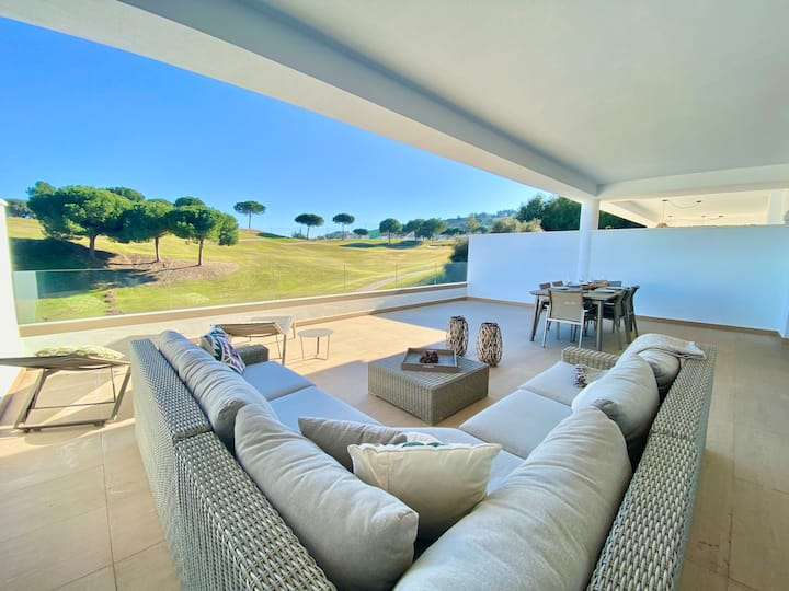 Apartment in the Golf of La Cala Resort