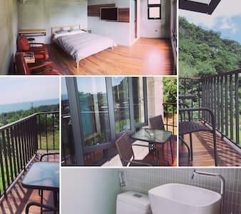 好待goodstay 2F海景2人房double-bed room2F - 台東縣