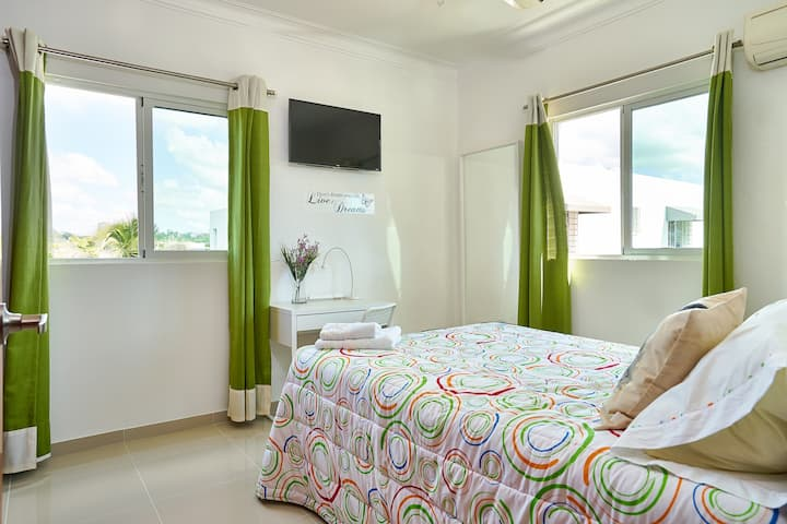 The cleanest room close to the Malecon