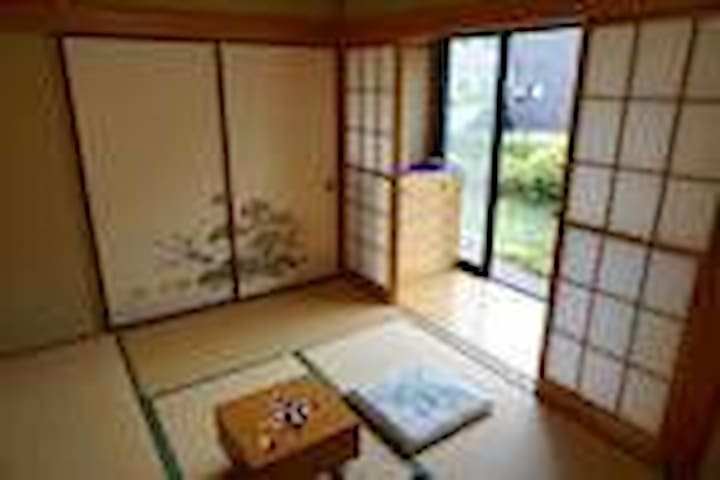 陽当り良好 静かな佇まい 境川には野鳥、鯉もいます。橋本駅から成田空港まで高速バスでています。 - Chūō-ku, Sagamihara-shi - House