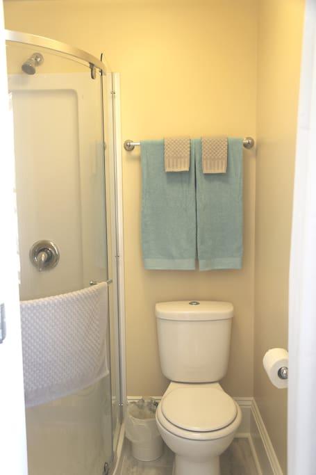The Rose Room Bathroom