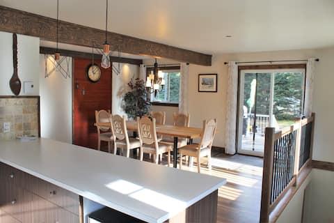 Chalet / Maison à 10 min de Val St-Côme