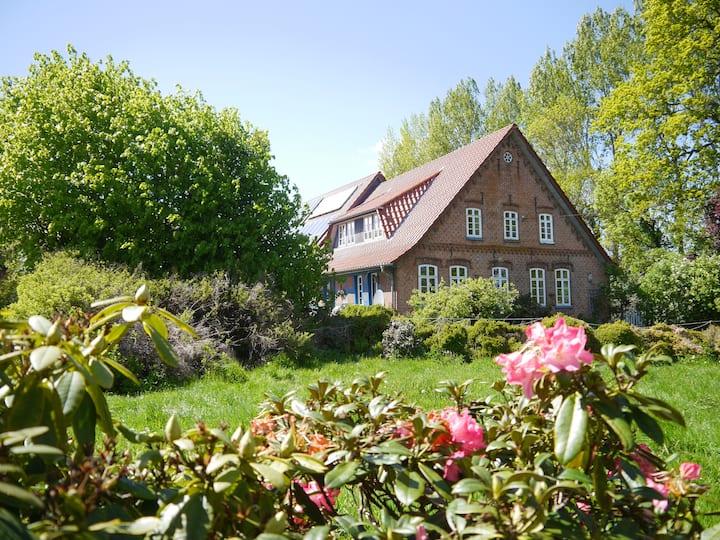FEWO Warderhof - zwischen Bremen und Bremerhaven