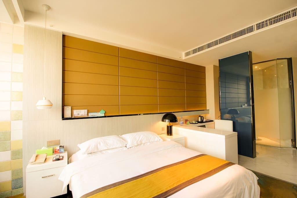 商务单床房