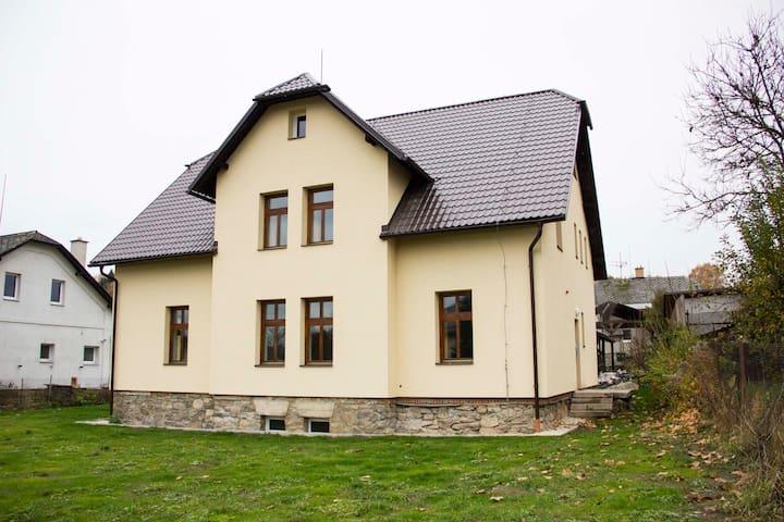 Vila Pavlínka - Velké Losiny - Pousada