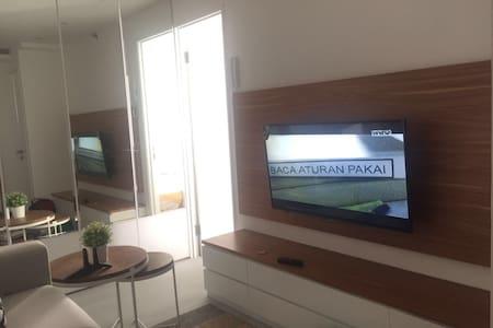 Spacious apartment 5' to downtown - Джакарта - Квартира