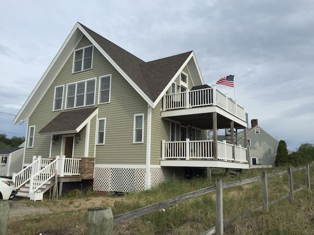 BriVera by the sea, Beautiful Plum Island Escape