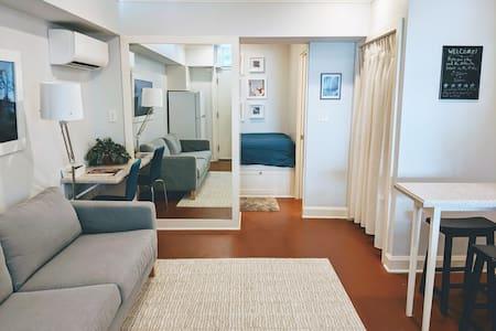 Cozy Studio Apartment in Atlanta Home