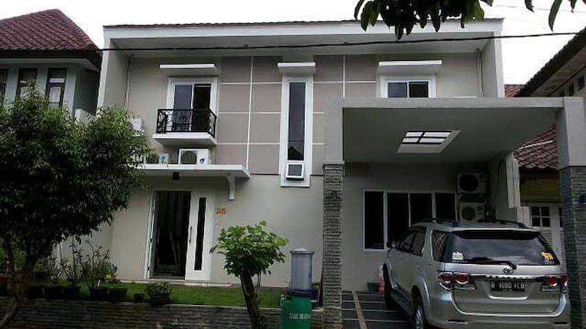 new guest house in lippo cikarang