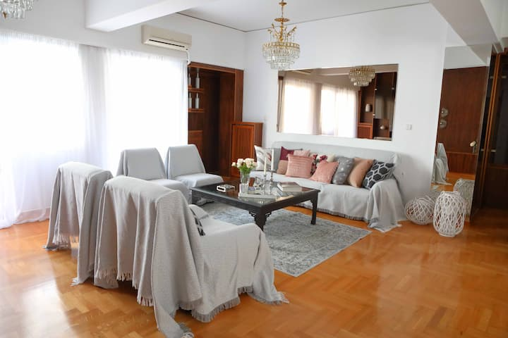 Charming Pasalimani apartment  3bed/2bath