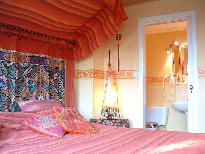 Chambre Soleil d'Orient