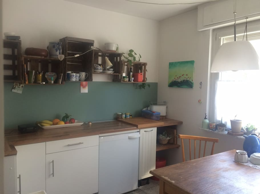 Meine Küchenzeile