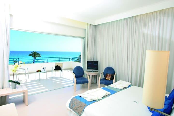 Modern room-Heart of Protaras Beach