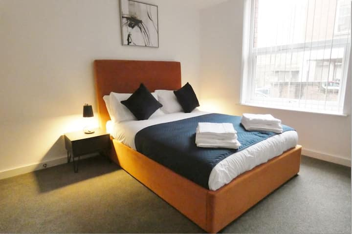 One bedroom apartment in the city centre