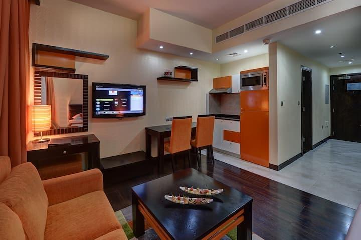 Private Dubai Marina Hotel Apartments Studio