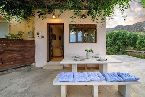 Casa di Cencia apartment - Privacy Relaxation View