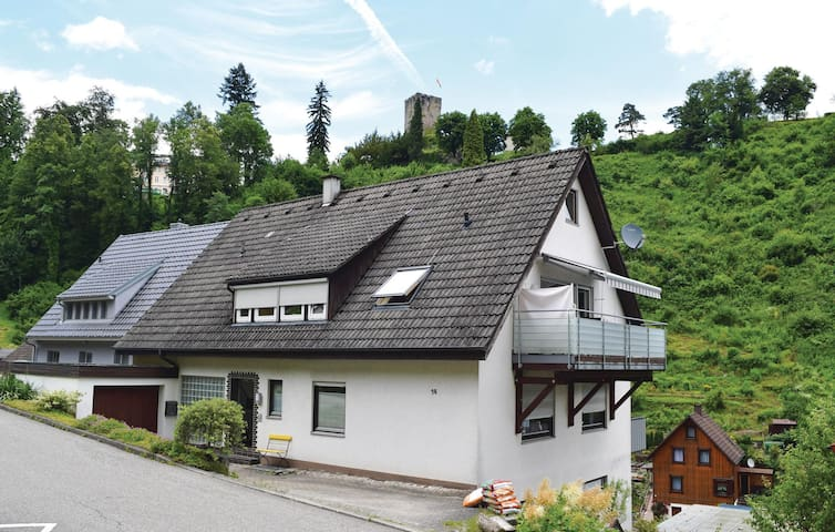 Holiday apartment with 2 bedrooms on 130 m² in Hornberg