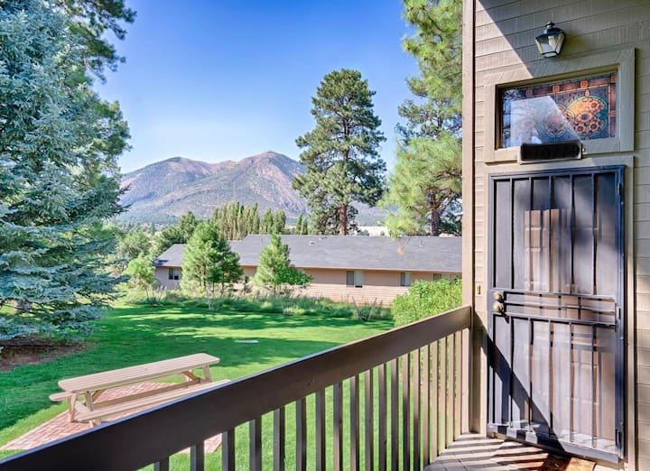 Mountain View Gem: Cozy Condo for Two