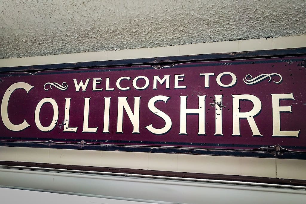 Welcome to Collinshire!