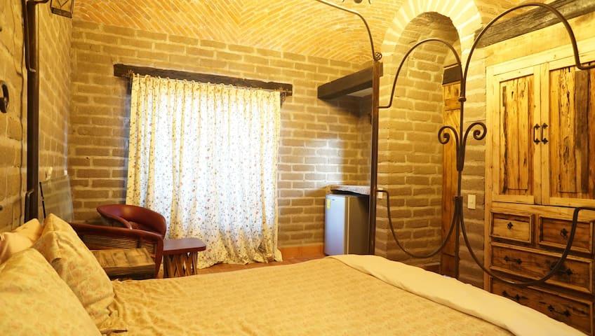 """Hermosa cabaña en Alcocer """"Granero"""""""