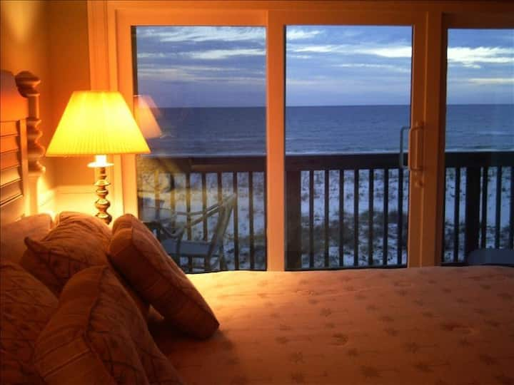 Entire beachfront townhome @ The Dory Perdido Key