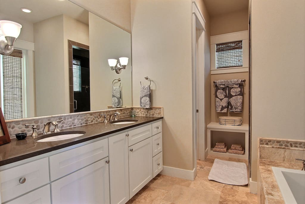 Sea Star-Master Bathroom