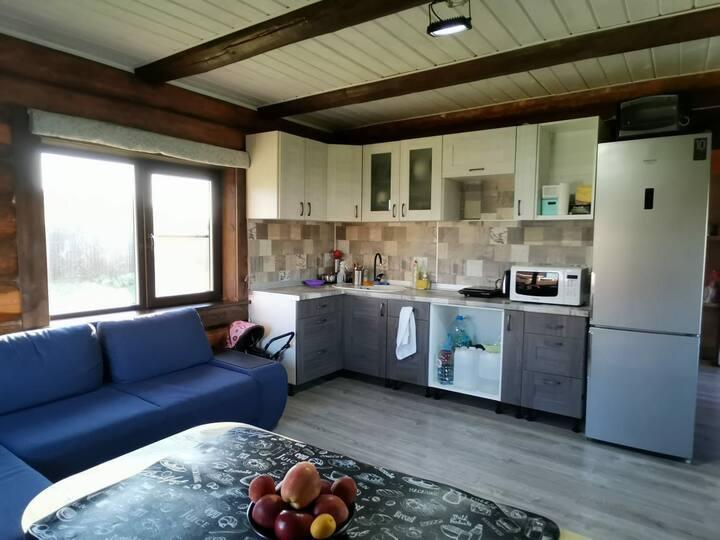 Уютный деревянный дом/дача 112 кв. м
