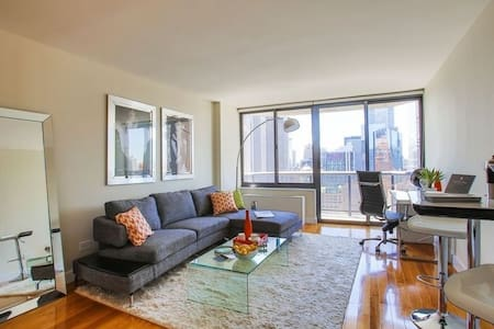 2BR/2 Bath Balcony  Kips Bay walk to hospitals