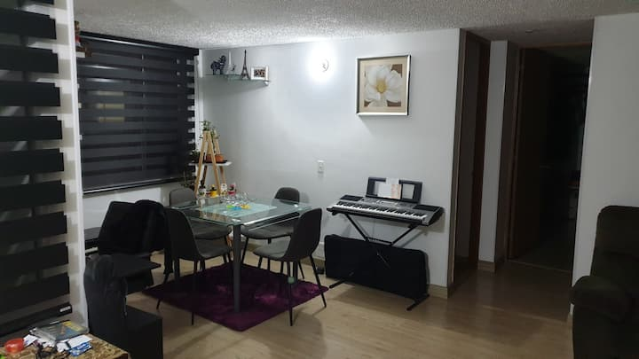 Acogedor apartamento a 5min  aeropuerto/terminal