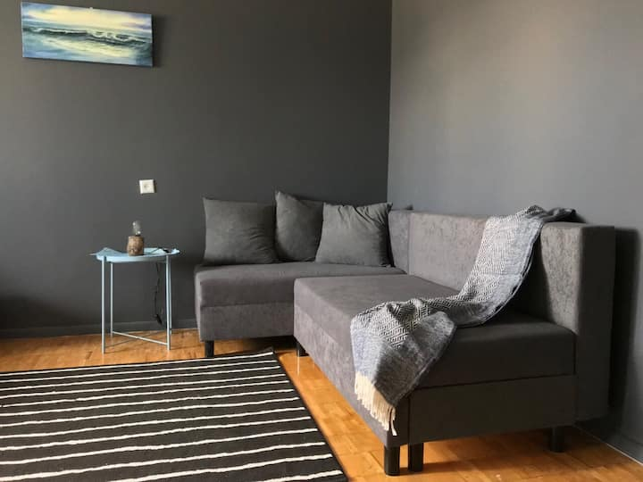 Apartment for 2 in Visaginas