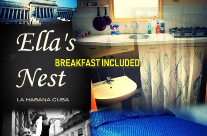 Ella's Nest / breakfast included 3