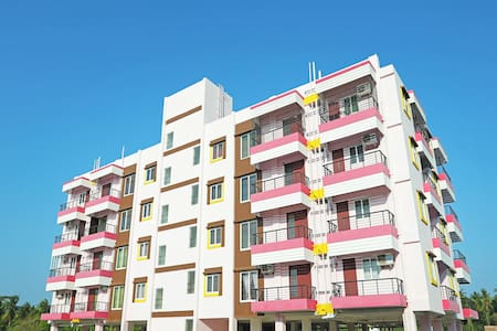 OYO - Last Minute Deals! Furnished 2BHK Apartment, Pondicherry