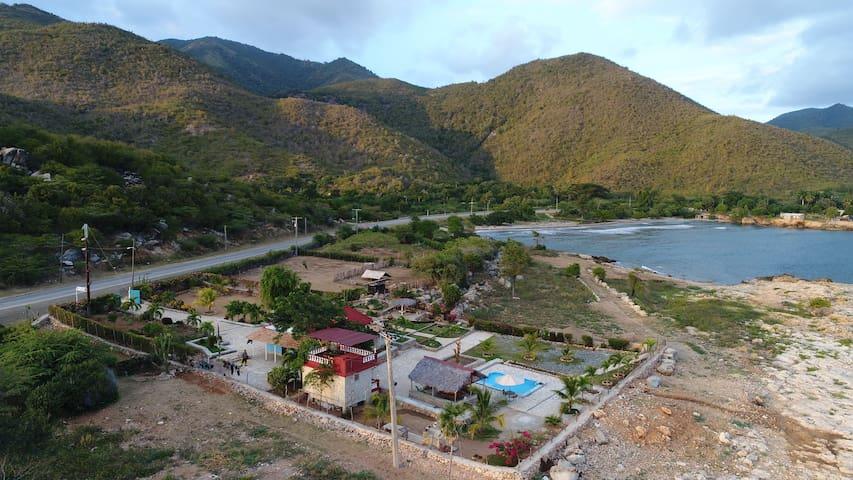 Villa Sandro el local más bello