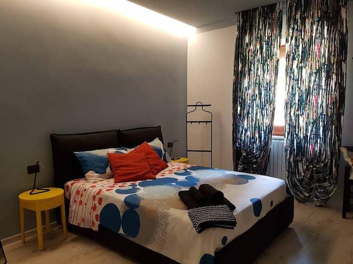 "Art at home ""Frida"" - Enna - Federico's tower"