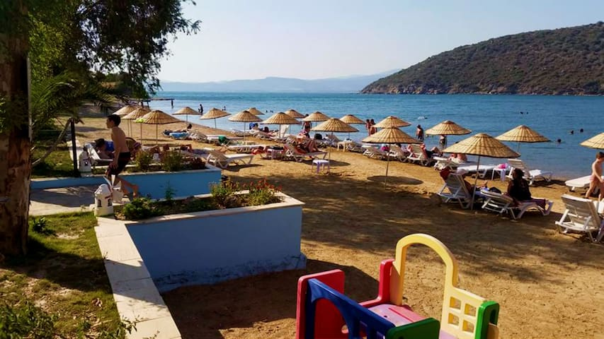 Bodrum, apartment near Bodrum, fantastic view - Boğaziçi Köyü - Appartement